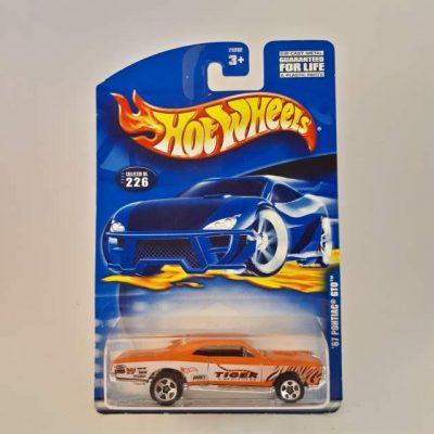 HOTWHEEL '00 67 PONTIAC GTO