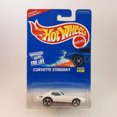 HOTWHEELS CORVETTE STINGRAY #450
