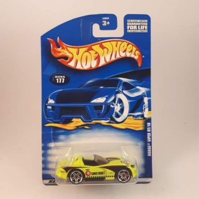 HOTWHEELS '01 DODGE VIPER RT-10