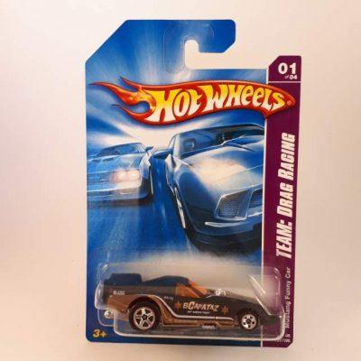 HOTWHEELS '08 TEAM DRAG RACING FUNNY CAR
