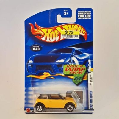 HOTWHEELS 2001 MINI COOPER 2002 FIRST EDITIONS #28-42