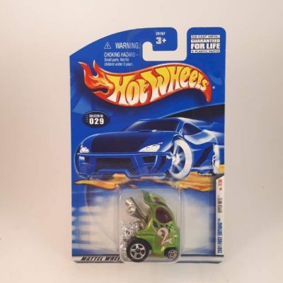 HOTWHEELS FIRST EDITION '01 HYPER MITE
