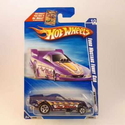 HOTWHEELS FORD MUSTANG FUNNY CAR
