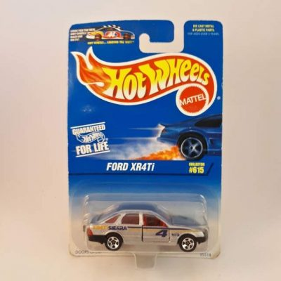 HOTWHEELS FORD XR4Ti #615