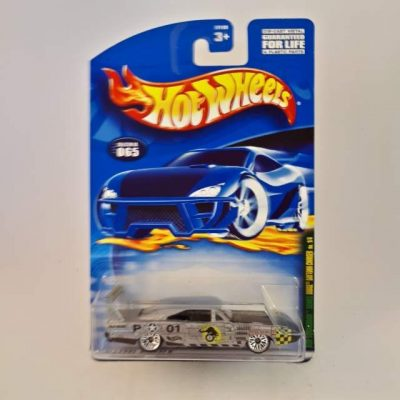 HOTWHEELS ROD SQUARDRON SERIES DODGE DAYTONA CHARGER #1-4
