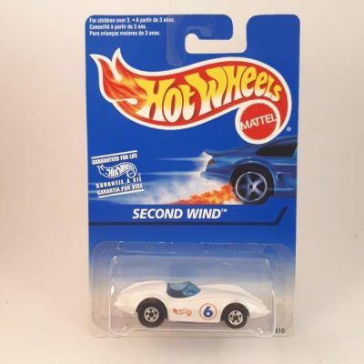 HOTWHEELS SECOND WIND