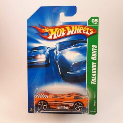 HOTWHEELS T-HUNT MEGA THRUST #5-12