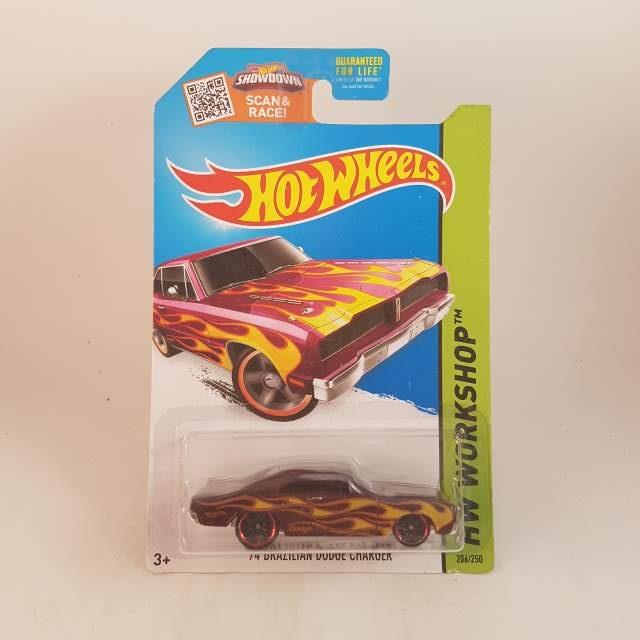 Hotwheels 74 Brazilian Dodge Charger Hot Wheels Amp Diecast
