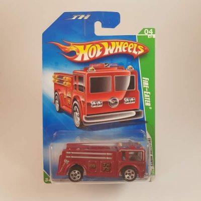 HOTWHEELS '09 FIRE EATER TREASURE HUNT #04-12