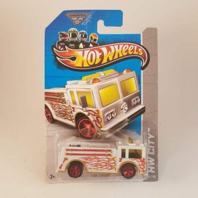 HOTWHEELS FIRE-EATER HW CITY #19-250