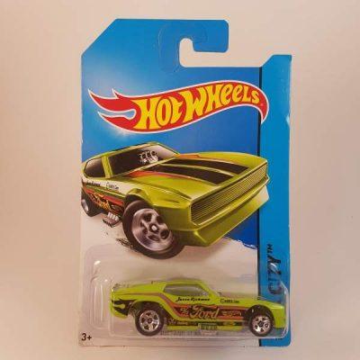 HOTWHEELS '71 MUSTANG FUNNY CAR