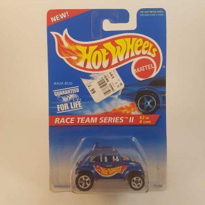 HOTWHEELS BAJA BUG RACE TEAM SERIES II
