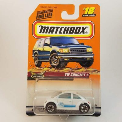 MATCHBOX VW CONCEPT 1 #18