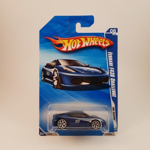 hotwheels ferrari f430 challenge - hot wheels & diecast