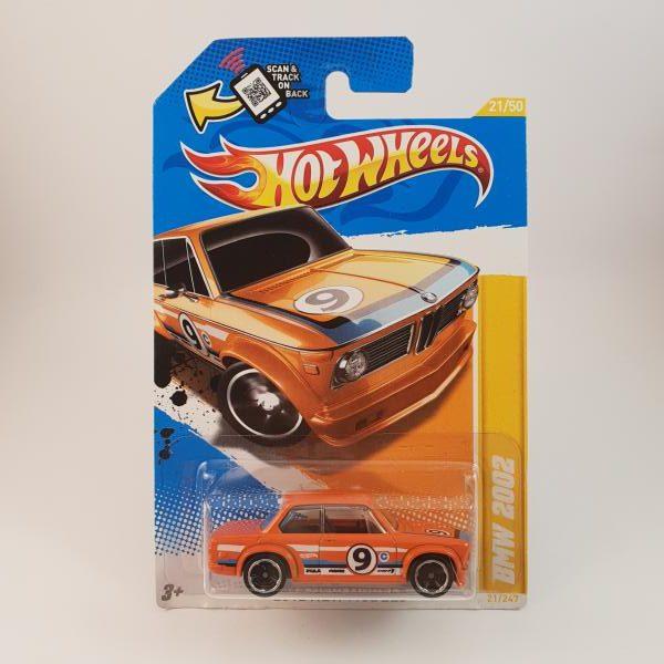 Hotwheels Bmw 2002