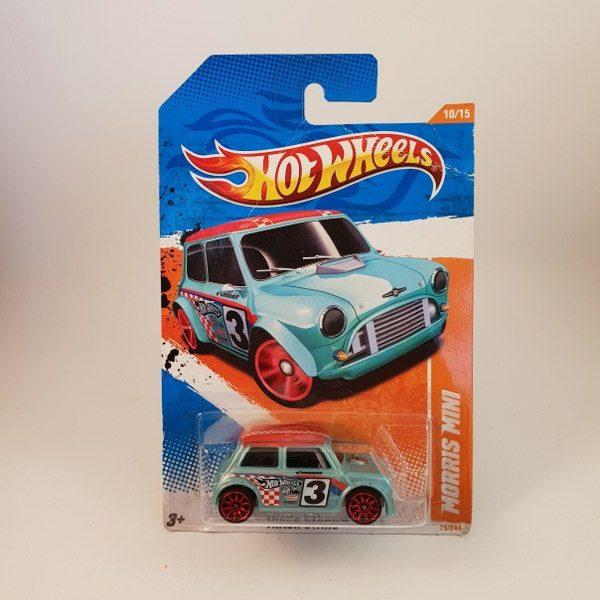 Hotwheels Morris Mini Hot Wheels Diecast
