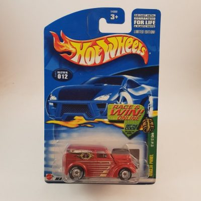 HOTWHEELS ANGLIA PANEL T-HUNT REAL RIDERS