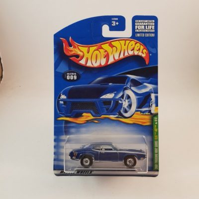 HOTWHEELS OLDS 442 T-HUNT REAL RIDERS