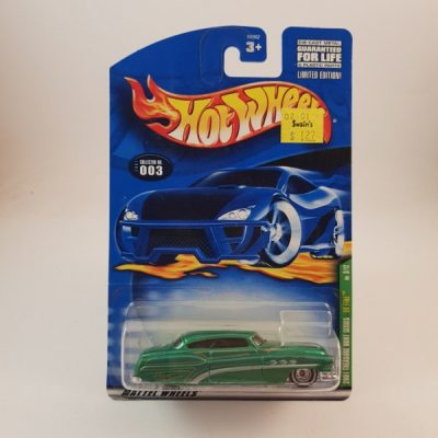 HOTWHEELS SO FINE T-HUNT REAL RIDERS CARD IS NOT MINT