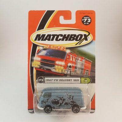 MATCHBOX 1967 VW DELIVERY VAN