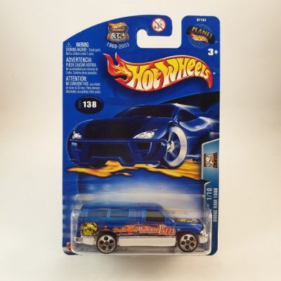 HOT WHEELS DODGE RAM 1500 #138