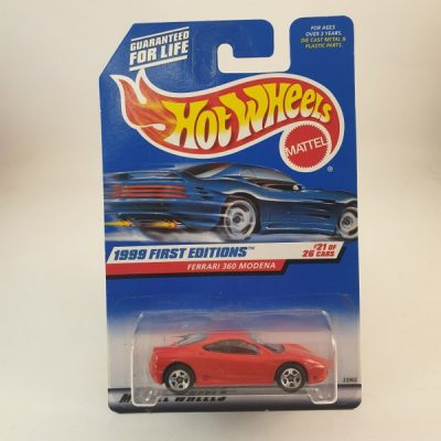HOT WHEELS FERRARI 360 MODENA #1113