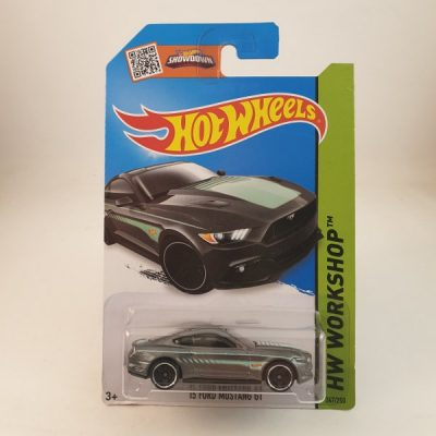 HOT WHEELS '15 FORD MUSTANG GT