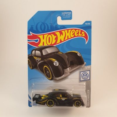 HOT WHEELS VOLKSWAGEN KAFER RACER