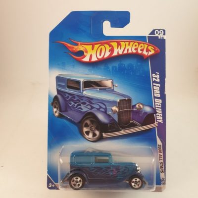 HOT WHEELS '32 FORD DELIVERY