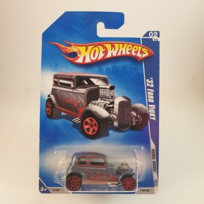 HOT WHEELS '32 FORD VICKY