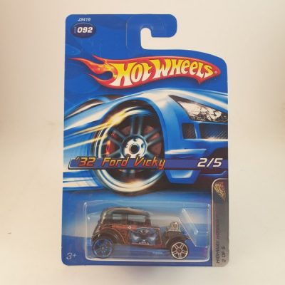HOT WHEELS '32 FORD VICKY#092