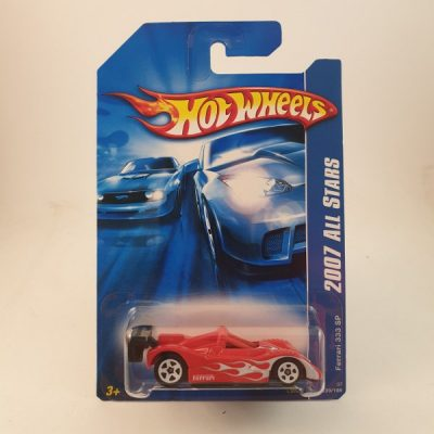 HOT WHEELS FERRARI 333 SP