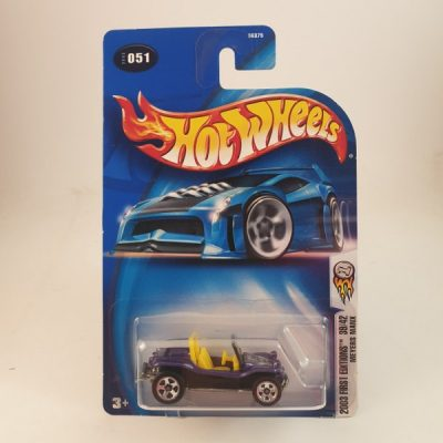 HOT WHEELS MEYERS MANX #051