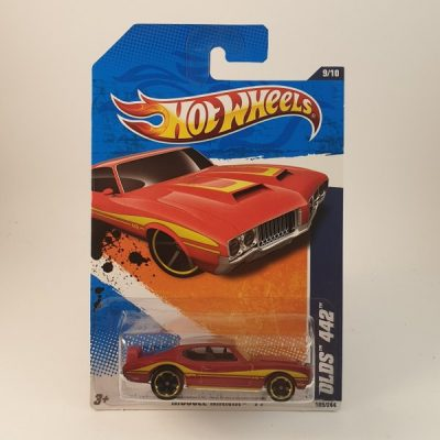 HOT WHEELS OLDS 442