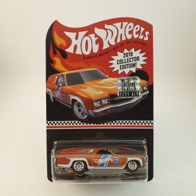 HOT WHEELS '70 CHEVELLE DELIVERY