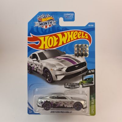 HOT WHEELS 2018 FORD MUSTANG GT