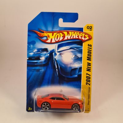 HOT WHEELS CHEVY CAMARO CONCEPT RED