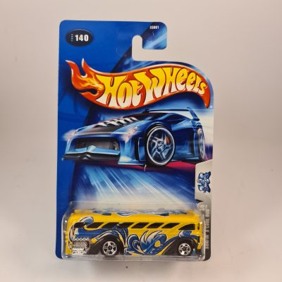 HOT WHEELS SURFIN' S'COOL BUS
