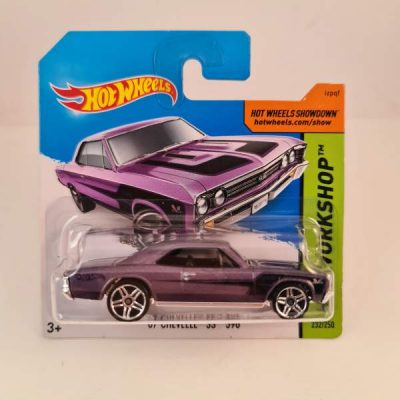 HOT WHEELS '67 CHEVELLE SS 396