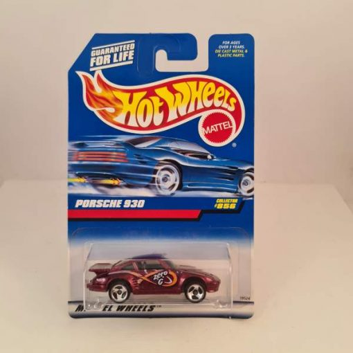 HOT WHEELS PORSCHE 330 #856