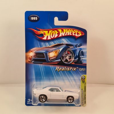 HOT WHEELS 1969 PONTIAC FIREBIRD T-A