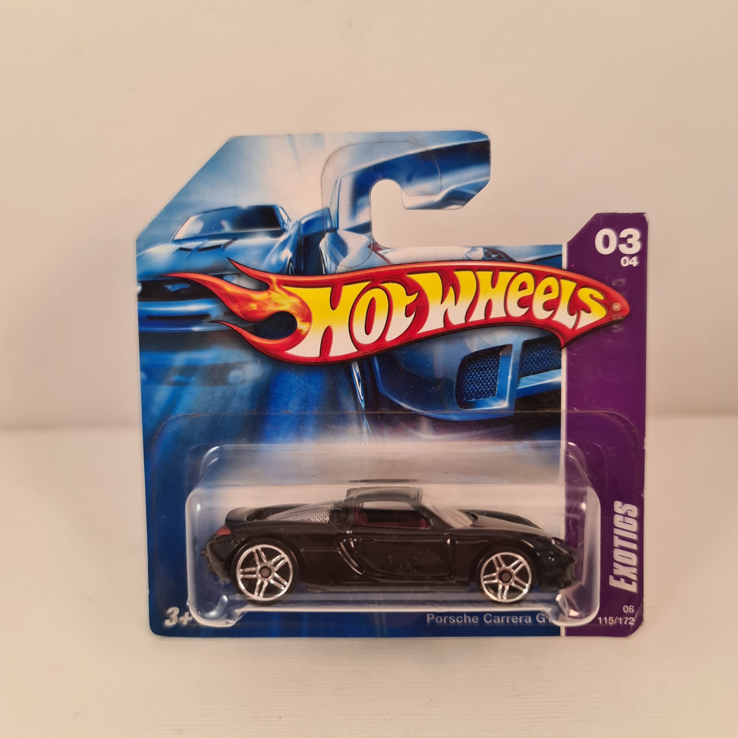 hot wheels porsche carrera gt hot wheels diecast