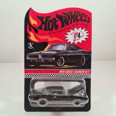 HOT WHEELS 1969 DODGE CHARGER RT