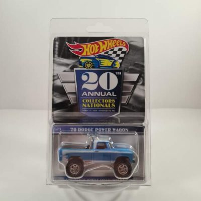 HOT WHEELS '70 FORD POWER WAGON