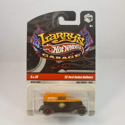 HOT WHEELS '31 FORD SEDAN DELIVERY