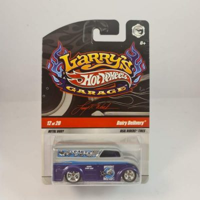 HOT WHEELS DAIRY DELIVERY (2)
