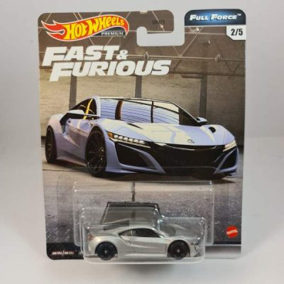HOT WHEELS '17 ACURA NSX
