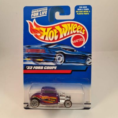 HOT WHEELS '32 FORD COUPE #195