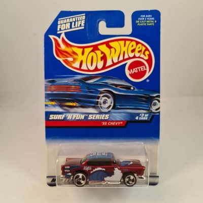 HOT WHEELS '55 CHEVY #963
