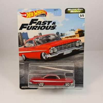 HOT WHEELS '61 IMPALA